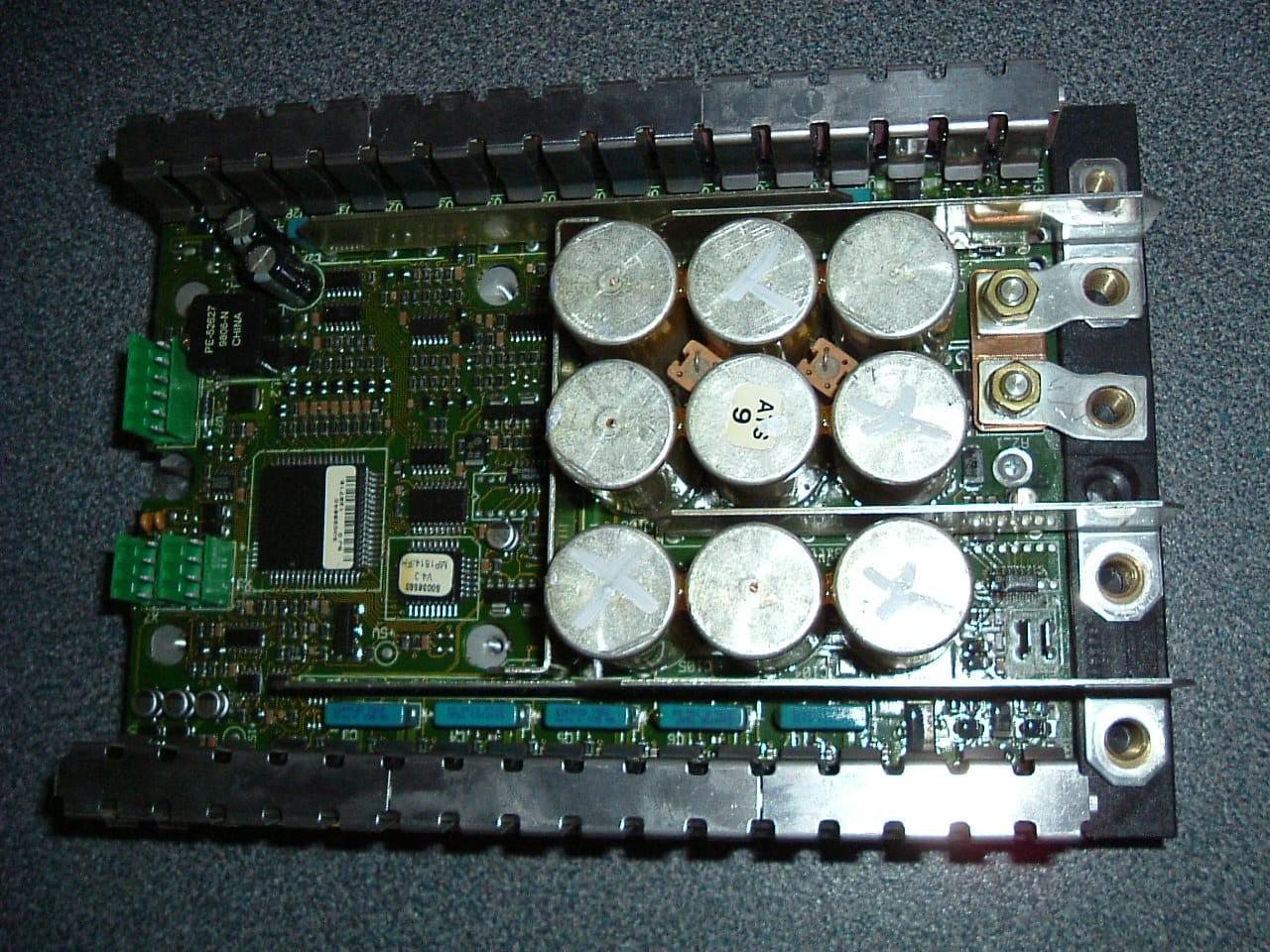 50058837 Jungheinrich MP1514 controller