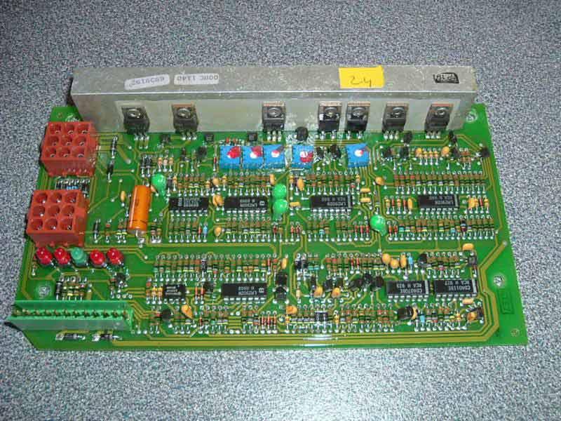 6939192 Jungheinrich control print 1M1000 24V