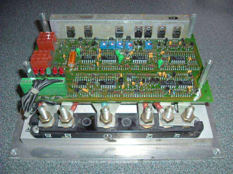 6939256 Jungheinrich drive control 1M1000 24V