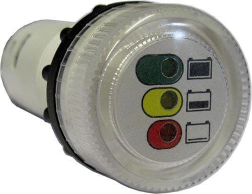 Elektrosistem BLM batterijmeter