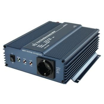 Pure sinus inverter 600W 12V