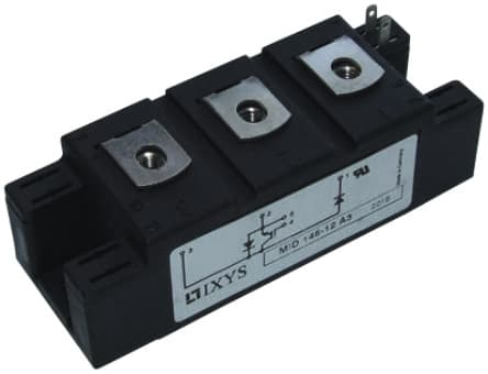 MID 145-12 A3 IGBT power driver 160A 1200v